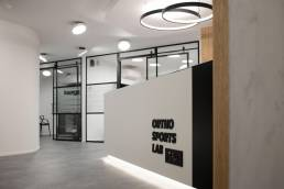 Ortho Sports Lab Shooting Geschäftsräume