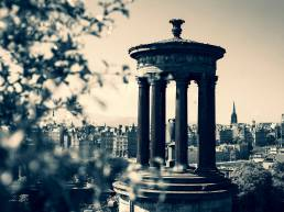 Roadtrip Scotland Edinburgh Dugald Stewart Monument